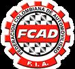 logo de la federación colombiana de automovilismo