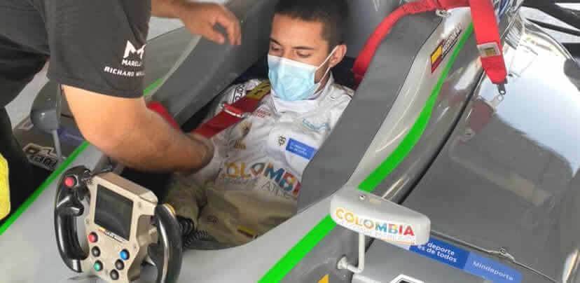 Lee más sobre el artículo En Estados Unidos Lucas Medina enfrentará este fin de semana la tercera ronda del Nacam FIA de F4